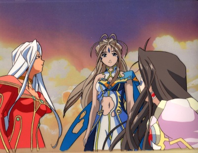 Ah my goddess the movie free
