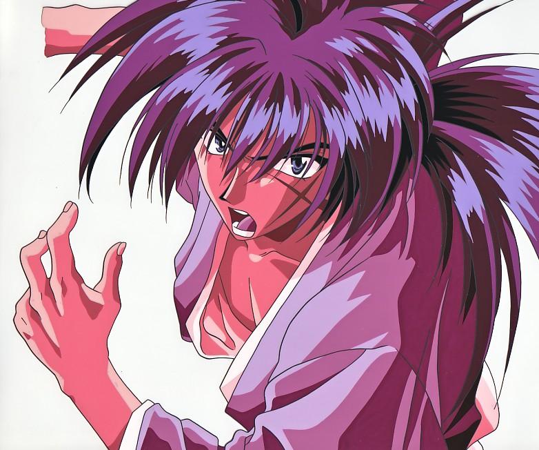 Battousai & Kenshin